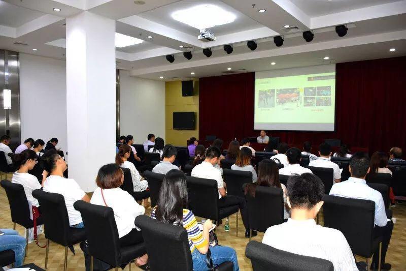 《社会组织党建实训营》第三次课程圆满结束!